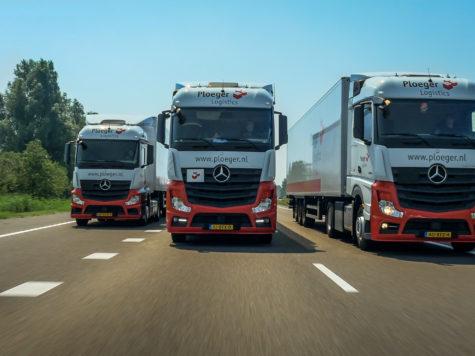 Bedrijfsbezoek Ploeger Logistics