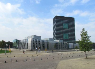 Geanimeerde Zomerborrel VNO-NCW provincie Utrecht bij Rijkswaterstaat
