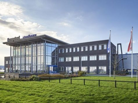 Bedrijfsbezoek GB Steel Group