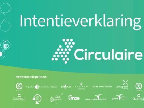 'Grootste circulaire regio van Nederland in de maak'