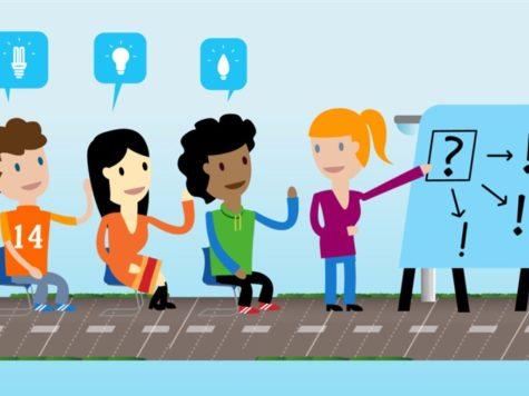 Technologische Revolutie! Nieuwe kansen voor leren en werken, heb jij een goed idee?