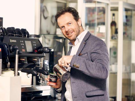 Bedrijfsbezoek Perfecto Caffé met ontbijt