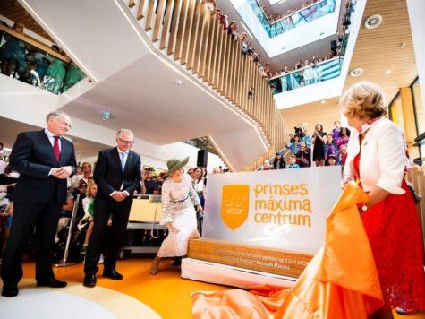 Prinses Máxima Centrum zet haar deuren open voor leden VNO-NCW provincie Utrecht