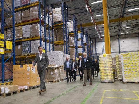 Bakker Logistiek Groep ontvangt leden VNO-NCW Midden