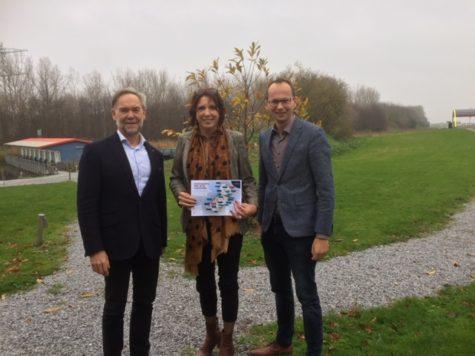 VNO-NCW Flevoland in gesprek met Flevolandse Tweede Kamerlid Helma Lodders