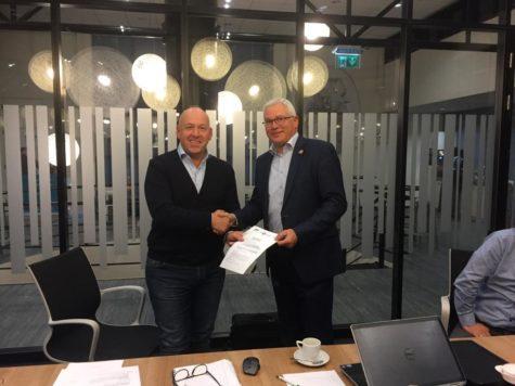 Bedrijvenkring Harderwijk gaat partnerschap aan met MKB-Midden/VNO-NCW Midden