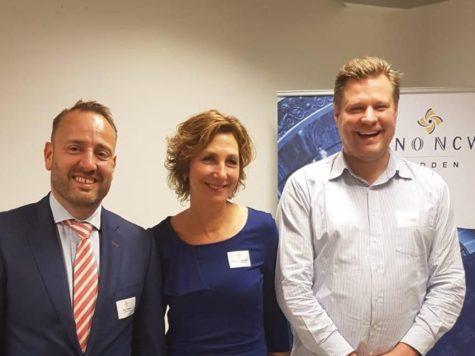 Nieuwe bestuursleden VNO-NCW Stedendriehoek
