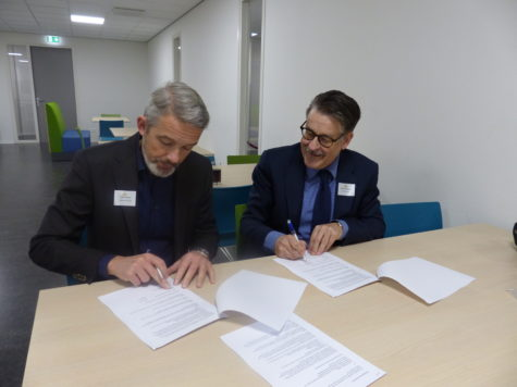 Kennispartnerovereenkomst JPR en VNO-NCW Achterhoek