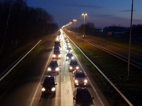 De A50 slibt dicht: maatregelen noodzakelijk