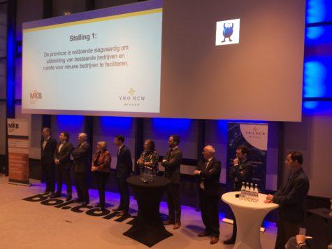 En de meest ondernemersvriendelijke politieke partij van de provincie Utrecht is?