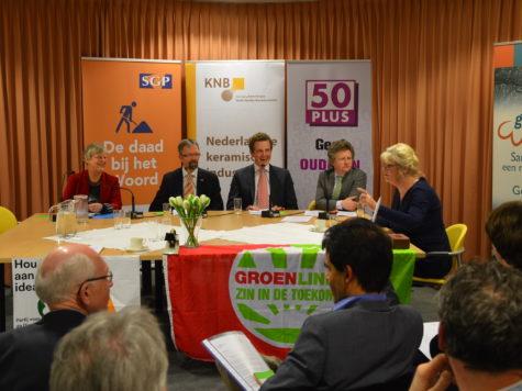 Kandidatendebat Gelderse Staten Over Industrie en Ondernemersbeleid op 5 maart