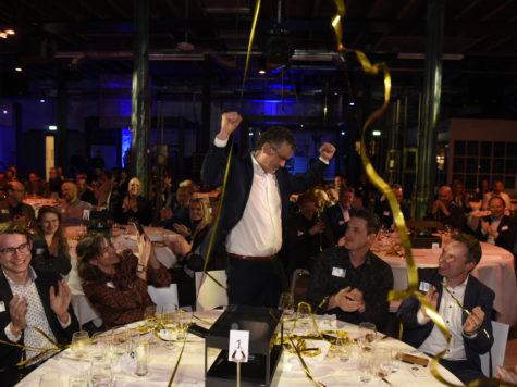 Hanskamp wint met CowToilet de Achterhoek Open Innovatieprijs 2019