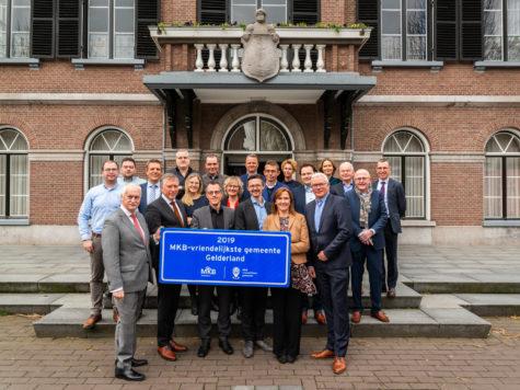 Barneveld opnieuw winnaar MKB-Vriendelijkste gemeente Gelderland