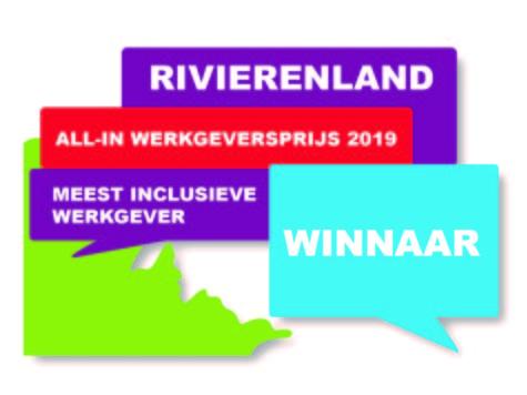 All-in werkgeversprijs Rivierenland: De winnaars zijn bekend!