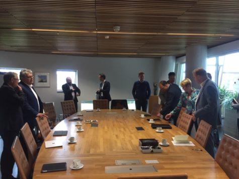 VNO-NCW regio Zwolle bezoekt Hardenberg