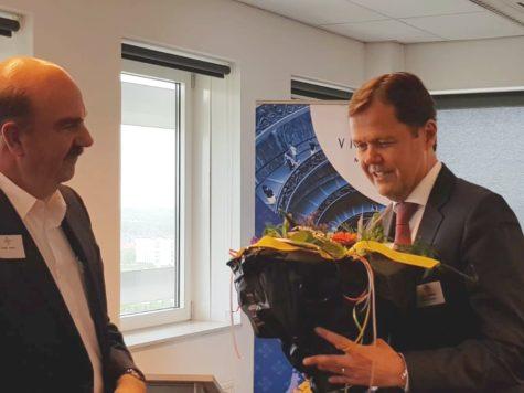 Marcel Hielkema nieuwe voorzitter VNO-NCW Midden