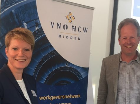 Nieuwe bestuursleden VNO-NCW regio Zwolle