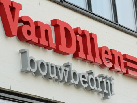GEANNULEERD Bedrijfsbezoek Van Dillen Bouwgroep