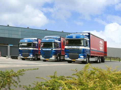Bedrijfsbezoek bij Rabelink Logistics