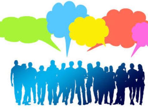 Dialoogsessie 'spanningen in de samenleving'