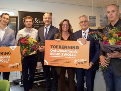 Ontwikkelfonds maakt arbeidsmarkt Regio Zwolle klaar voor toekomst