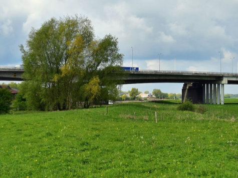 Rijstroken op A12 IJsselbruggen vanaf begin 2020 anders ingedeeld
