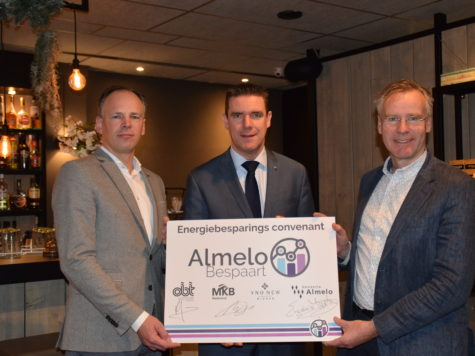 Project 'Almelo bespaart' officieel gestart
