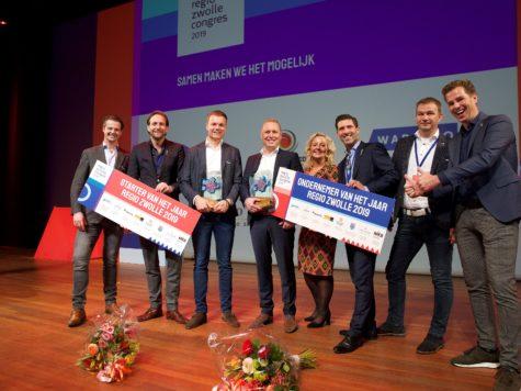 2Solar software en Eurom Starter en Ondernemer van het Jaar Regio Zwolle 2019