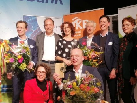 Leadax wint Circulair Ondernemen Award Regio Zwolle