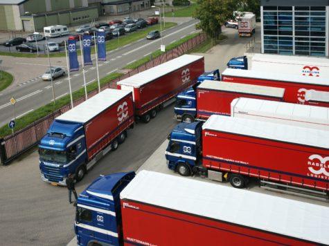 Boeiend bezoek aan Rabelink Logistics
