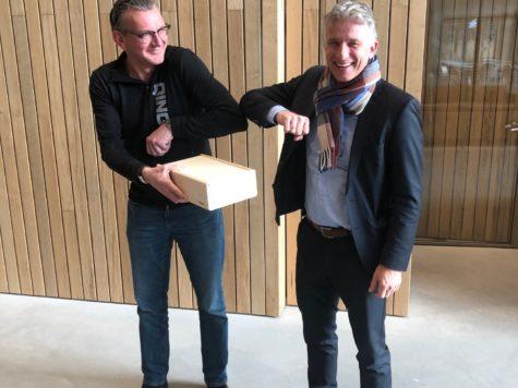 Afscheid Ronald Kuipers, bestuurslid VNO-NCW VeluweVallei