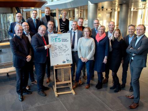 Flevolands energiebod ter besluitvorming naar raden en staten