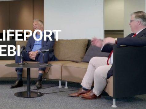 Lifeport WebinarTV met Bernard de Graaf