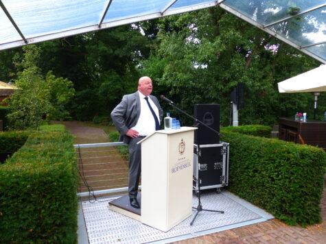 Afscheid Hans Kroeze bij Bloemenbeek De Lutte