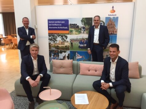Kennispartnerovereenkomst Rabobank en VNO-NCW Achterhoek