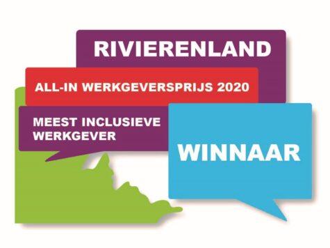 All-in werkgeversprijs Rivierenland 2020: de winnaars zijn bekend!