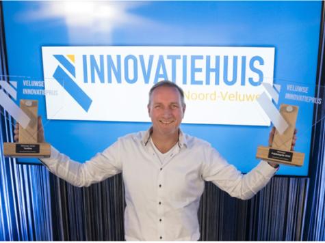 Textline Reclamecentrum uit Harderwijk wint de Veluwse Innovatieprijs