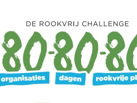 Rookvrij challenge 80-80-80 voor bedrijven in de Achterhoek