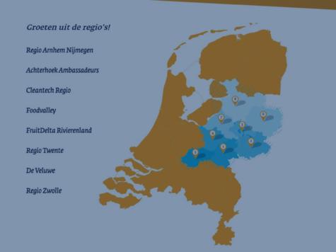 Werkbezoeken Oost-Nederland