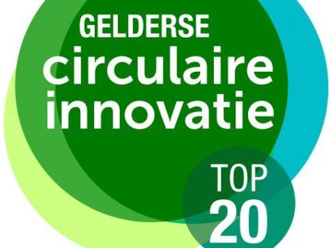 Gelderse Circulaire Innovatie Top 20 bekend!