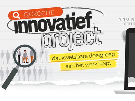 Perspectief op Werk – innovatief project