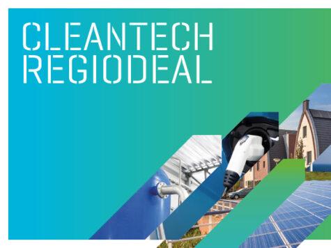 Kick-off Regio Deal: projecten nu officieel van start