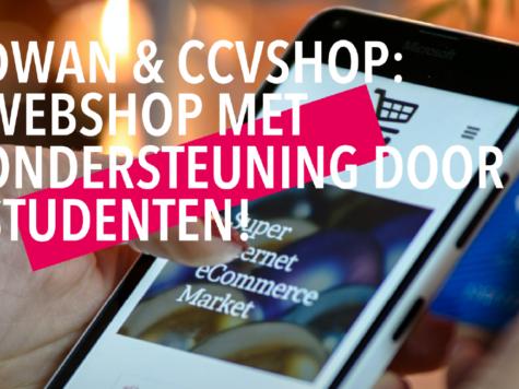 Click & Collect met DWAN en CCV Shop