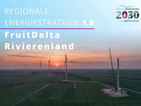 RES 1.0 beschrijft plannen voor opwek van duurzame elektriciteit en warmte in Rivierenland