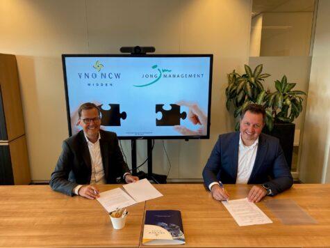 Ondertekening Samenwerkingskader VNO-NCW Midden en Jong Management