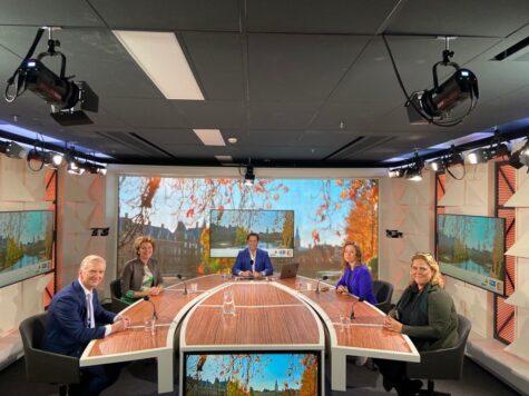 Miljoenenontbijt Utrecht: 'We wachten in Nederland tot vijf voor, misschien wel vijf óver twaalf als het gaat om grote vraagstukken. We hebben echt een nieuw kabinet nodig.'