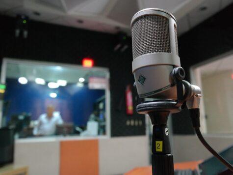 Regiovoorzitters Marcel Hielkema en Giel Braun in uitzending BNR Nieuwsradio over Prinsjesdag
