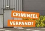 """Talkshow """"Crimineel Verpand?"""""""